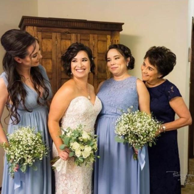 Bridal bouquets Bosque Flower Studio New Mexico Wedding Florist