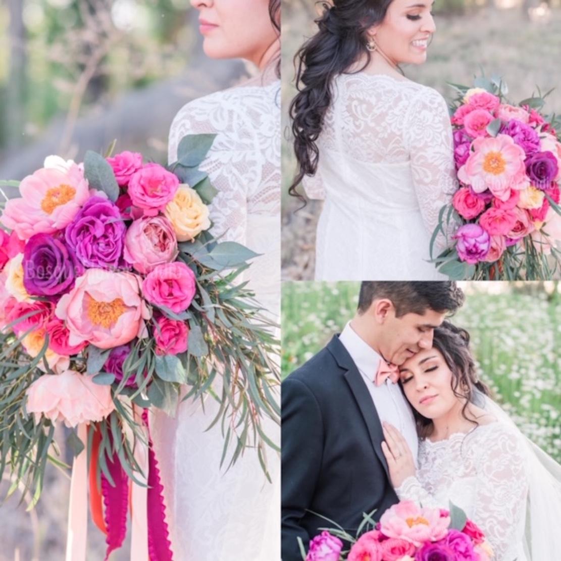 Bosque Flower Studio New Mexico Wedding Florist
