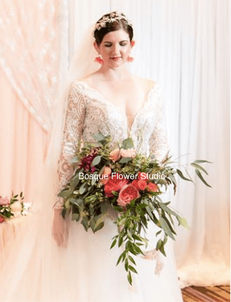 Bridal Bouquet New Mexico wedding